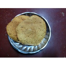 Horse Gram Papads - Spicy, munchy delight for meals or alone