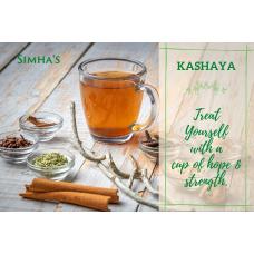 Kashaya [Kashayam, Kadha] Powder - Strong & Effective Healthy Ancient Beverage