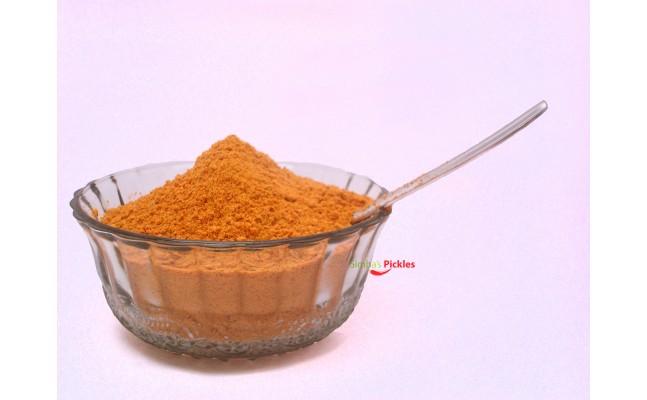 Chutney Powder - Spicy, Crystalline and Very Tasty