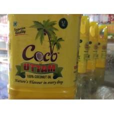 Coco Uttam Pure Coconut Oil